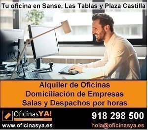 Oficinas ya